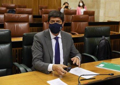 El Parlamento convalida el decreto con medidas del acuerdo de reactivación de la Junta con agentes sociales