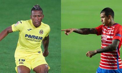 (Previa) El Villarreal busca sus terceras 'semis' de Liga Europa y el Granada necesita un 'milagro'
