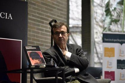 """Ciudadanos expresa su apoyo al escritor Javier Cercas ante el """"acoso"""" y """"señalamiento"""" de los """"radicales separatistas"""""""