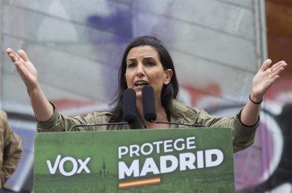 """Monasterio asegura que Vox irá """"absolutamente a todos los debates"""" porque es su """"obligación"""""""