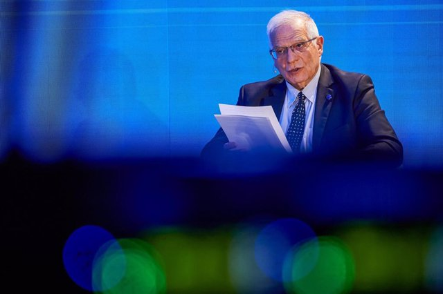 El Alto Representante de la UE para Política Exterior y Seguridad Común, Josep Borrell