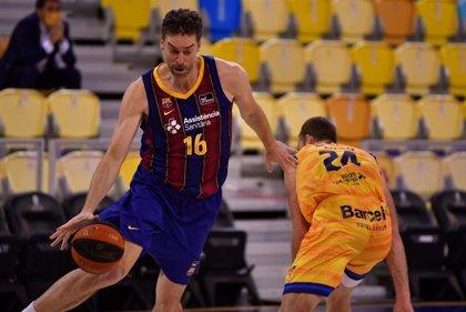 (Crónica) El Barça olvida el Clásico en Gran Canaria y el Acunsa GBC gana en Burgos