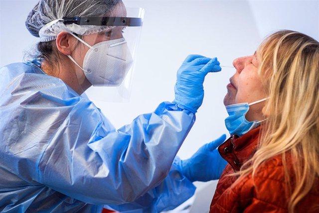 Prueba sobre el coronavirus en Alemania
