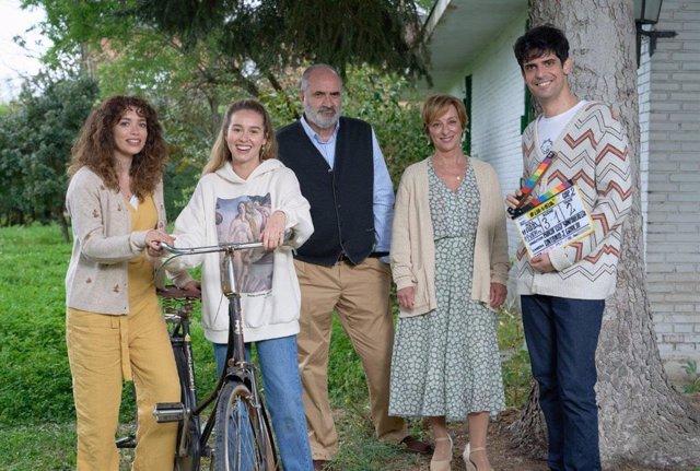 Arranca el rodaje de la temporada 4 de '#Luimelia', con nuevos personajes y capítulos más largos