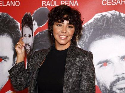 Sandra Cervera nos habla del gran momento que está viviendo por su éxito al frente de 'The dancer'
