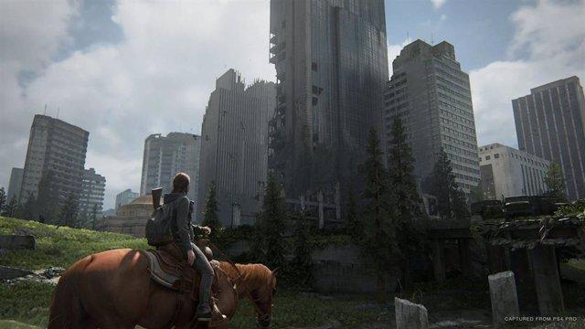 Archivo - Imagen del videojuego The Last of Us 2