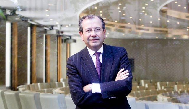 Archivo - Fernando Vives, presidente de Garrigues