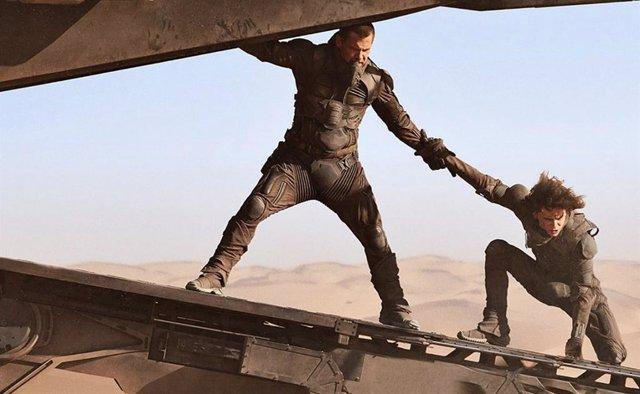 Imagen de Dune, nueva adaptación de la novela dirigida por Denis Villeneuve