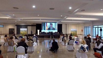 """Marín afirma que la reactivación turística será """"una oportunidad"""" para pymes y nuevos destinos"""