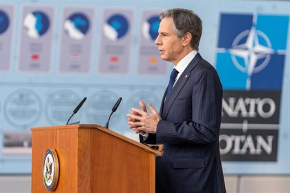 Blinken llega a Kabul en viaje sorpresa tras el anuncio de Biden sobre la retirada de tropas de Afganistán