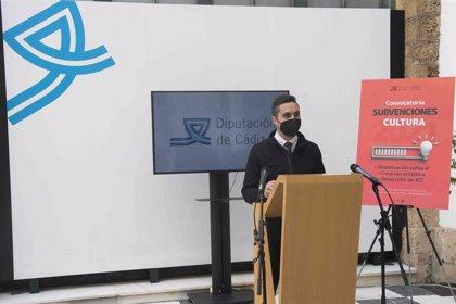 Diputación moviliza 130.000 euros en subvenciones para proyectos culturales