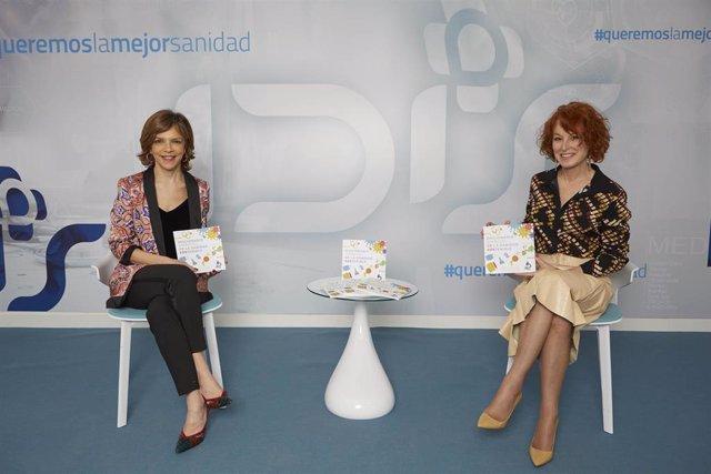 Presentación del 'Diccionario Infantil de la sanidad sostenible'