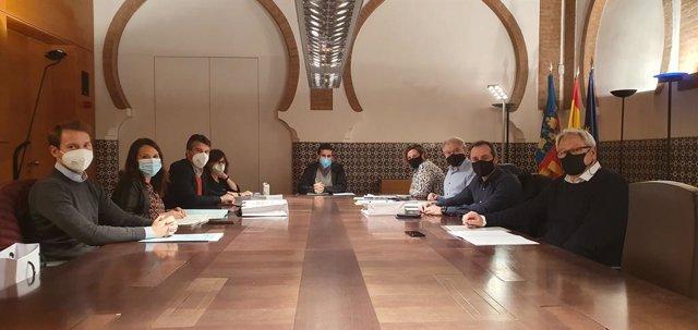 El Consell de Direcció de l'Institut Valencià de Cultura (IVC)