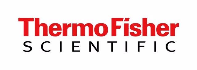 Logo de Thermo Fisher Scientific.