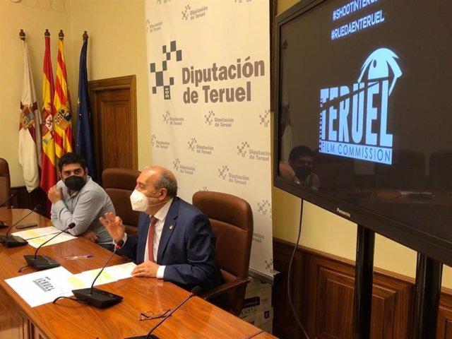Presentación de la Provincia de Teruel Film Commission