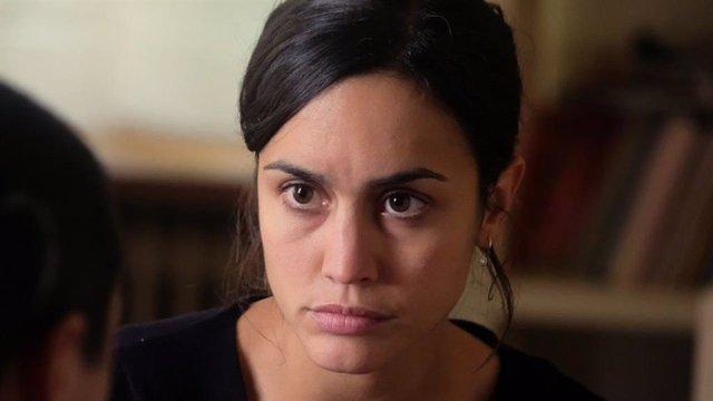 Megan Montaner en La Caza: Monteperdido