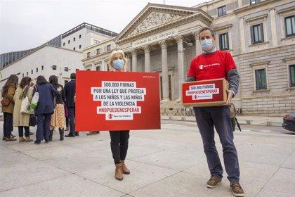 """ONG de infancia celebran la aprobación de la Ley Rhodes en el Congreso y piden """"agilidad"""" a su paso por el Senado"""