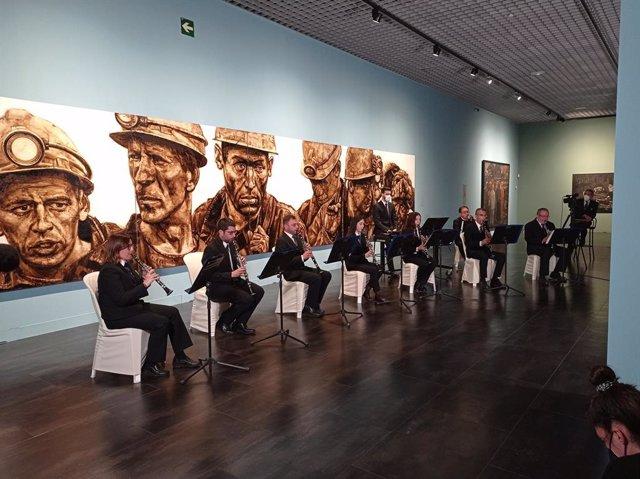 La Banda Municipal de Música se reinventa en sus conciertos y presenta el ciclo 'Música en los Museos'