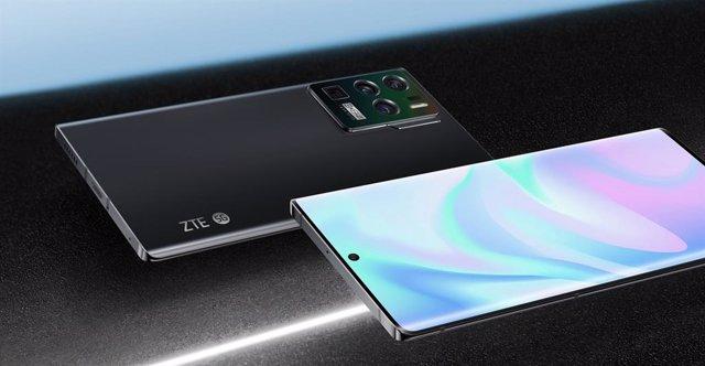ZTE Axon30 Ultra 5G.