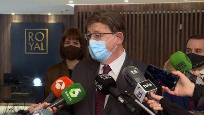 """Puig descarta ampliar estado de alarma y espera """"afianzar"""" el verano"""