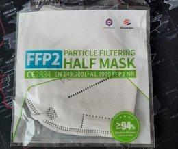 El CSIF exige a Sanidad que compruebe el uso de mascarillas con grafeno en centros sanitarios