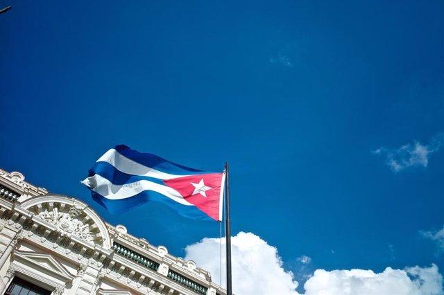 Archivo - Bandera de Cuba