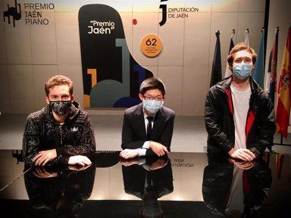 MásJaén.- Un ruso, un británico y un taiwanés se disputarán el 62º Premio 'Jaén' de Piano de la Diputación