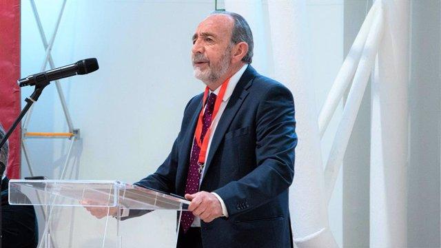Paco Díez, proclamado presidente de la Real Federación de Fútbol de Madrid
