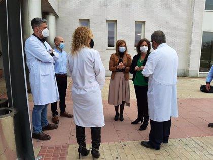 La Junta anuncia una inversión de más de cinco millones de euros para el Hospital Alto Guadalquivir de Andújar