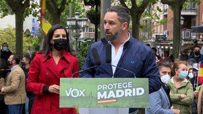 """Vox critica que el TC resuelva el """"asunto menor"""" de Cantó"""