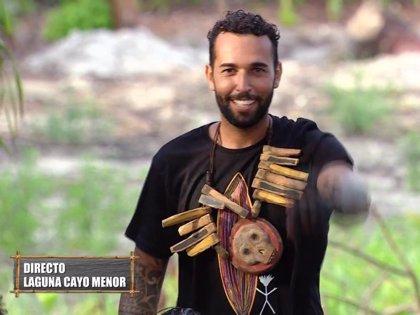 Omar Sánchez obtiene el liderazgo en 'Supervivientes 2021'