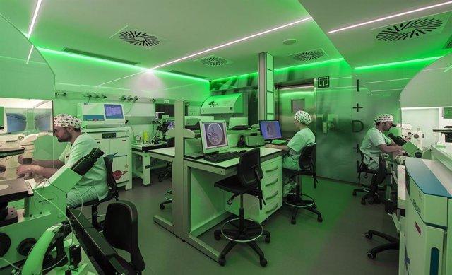 Laboratorio Institut Marquès Barcelona