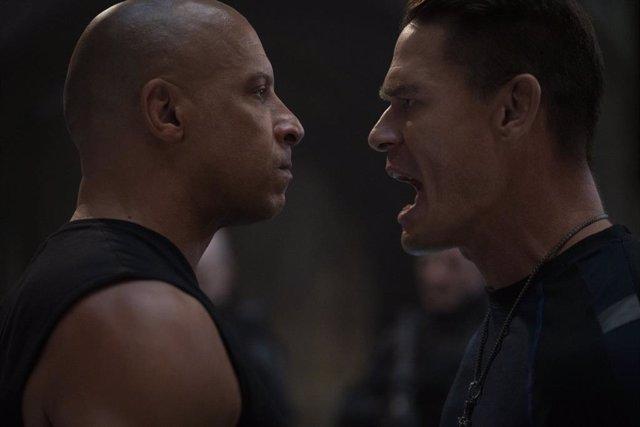 Vin Diesel dice que fue Paul Walker quien eligió a John Cena para ser el hermano de Dom Toretto