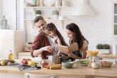 Foto: Aumenta el tiempo que los padres dedican a sus hijos