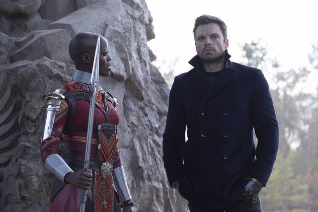 Archivo - Falcon y el Soldado de Invierno
