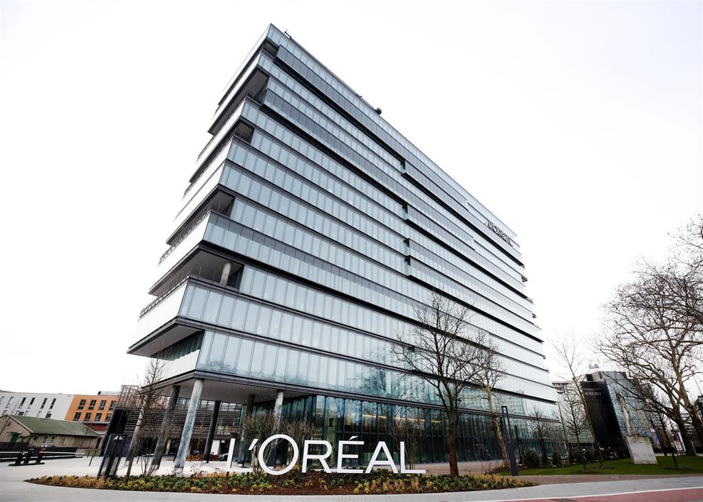 L'Oréal factura un 5,4% más en el primer trimestre, hasta 7.614,5 millones