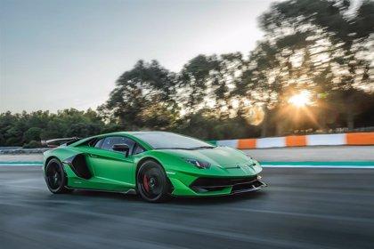Lamborghini logra el mejor trimestre de su historia, al matricular 2.422 unidades entre enero y marzo