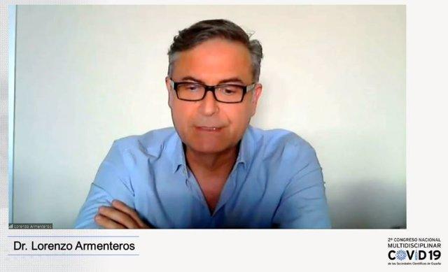 El doctor Lorenzo Armenteros