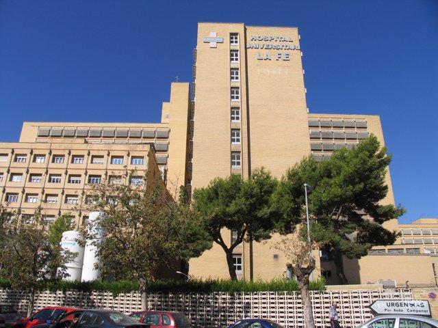 Archivo - Hospital La Fe En Campanar en imagen de archivo