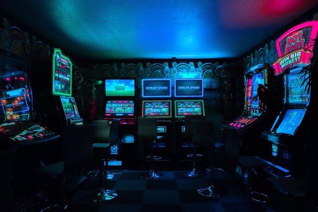Videojuegos clásicos o arcade, recurso.