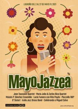 CARTEL Mayo Jazzea 2021