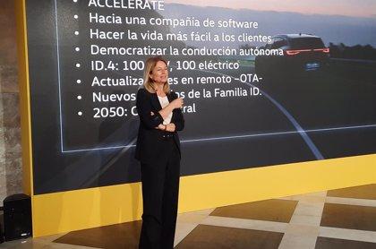 """Volkswagen crecerá """"en línea"""" con el mercado español y no prevé niveles prepandémicos hasta 2023"""