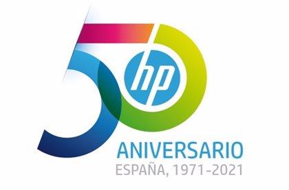 HP celebra su 50 aniversario en España reiterando su compromiso con la innovación sostenible