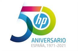 50 aniversario en España de HP