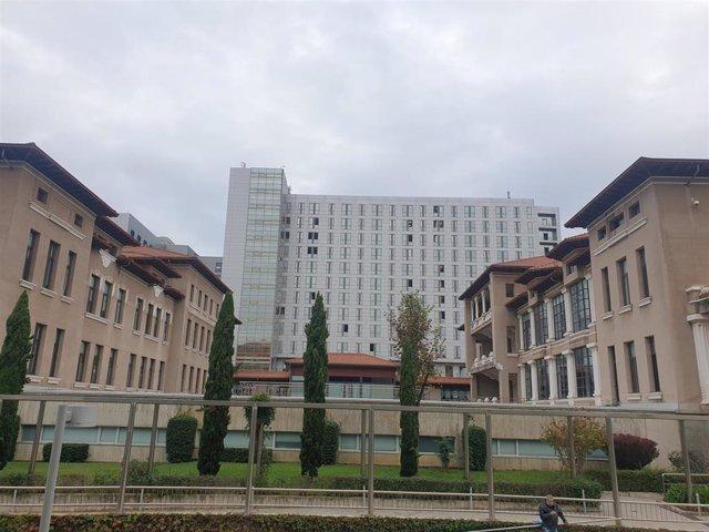 Archivo - Hospital Marqués de Valdecilla