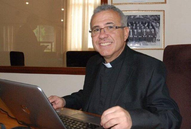 El sacerdote murciano José Fuentes, nuevo rector nacional de la Universidad Católica Boliviana de San Pablo