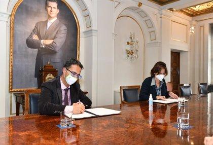 FEDER y Fundación Telefónica firman un acuerdo de colaboración para impulsar la investigación de las enfermedades raras