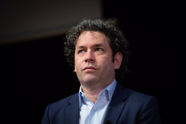 Archivo - El director venezolano, Gustavo Dudamel