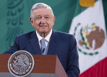 """México.- López Obrador puntualiza que no tiene """"información"""" sobre la visita de Harris pero dice que """"será bienvenida"""""""