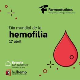 Campaña Consejo General de Colegios Farmacéuticos y FEDHEMO